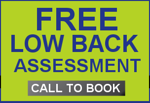 Free Low Back Assessment Offer